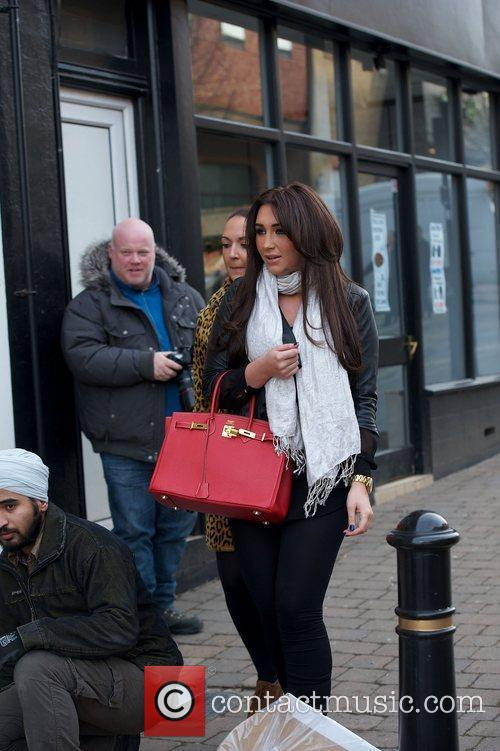 'The Only Way Is Essex' (TOWIE) filming in...