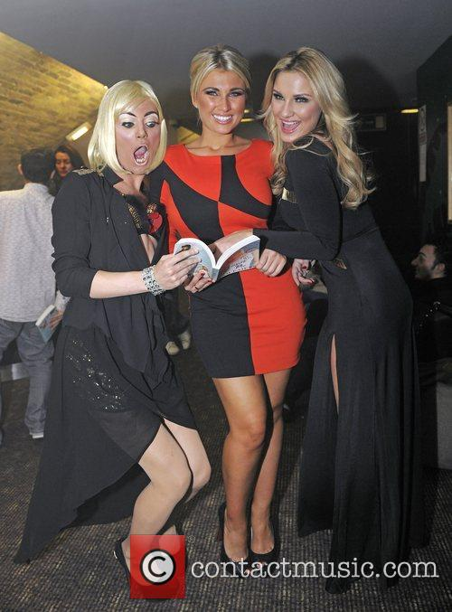 Towie, Sam Faiers, Elton John, Foundation, Heaven and The Arches 3