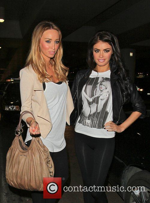 Chloe Sims and Lauren Pope 4