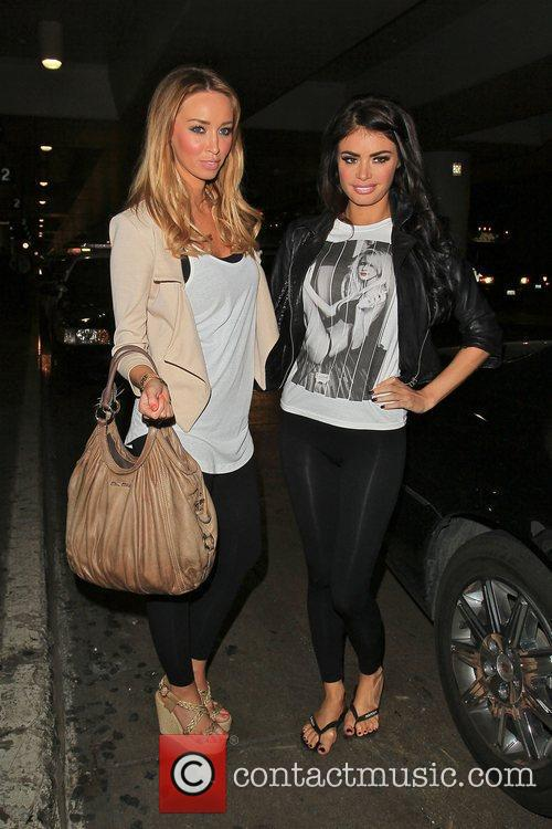 Chloe Sims and Lauren Pope 1