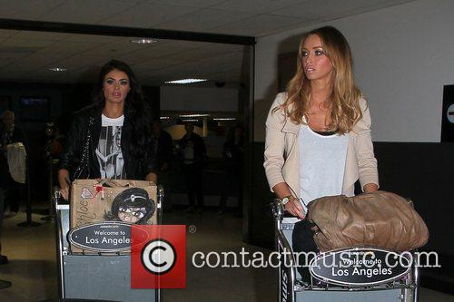 Chloe Sims and Lauren Pope 8