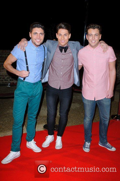 Tom Pearce, Joey Essex, James and Diags' Bennewith 1