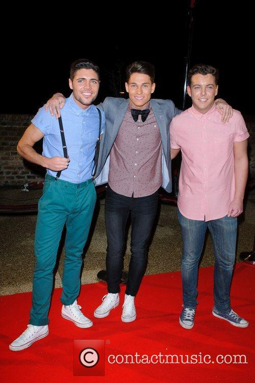 Tom Pearce, Joey Essex, James and Diags' Bennewith 2