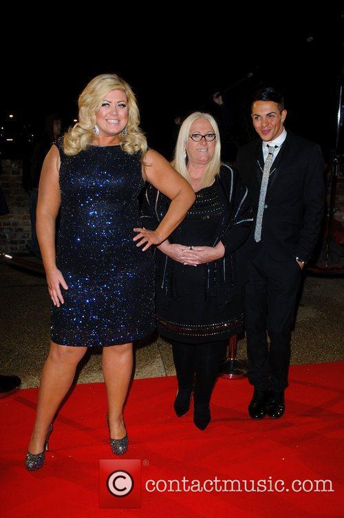 Gemma Collins, Joan Collins and Bobby Norris 1