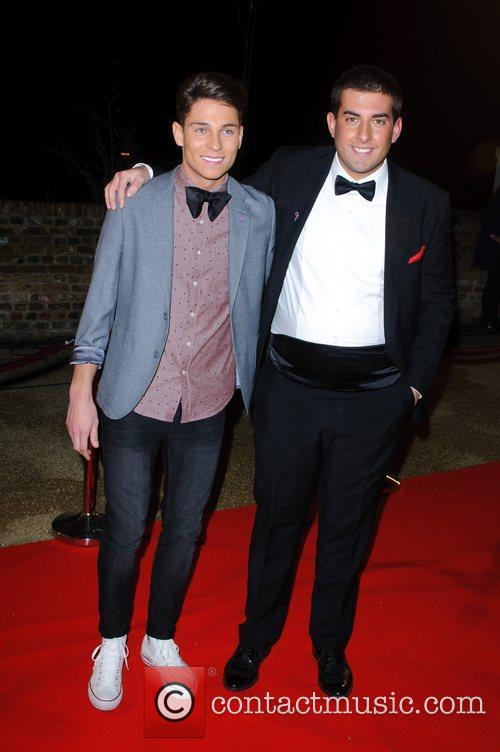 Joey Essex and James Argent 6