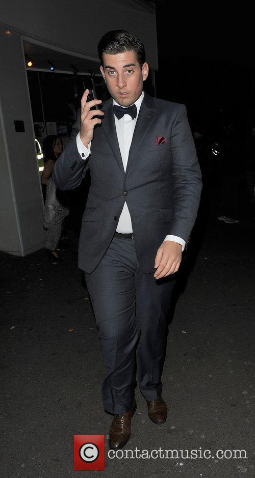 James 'Arg' Argent The cast of 'The Only...