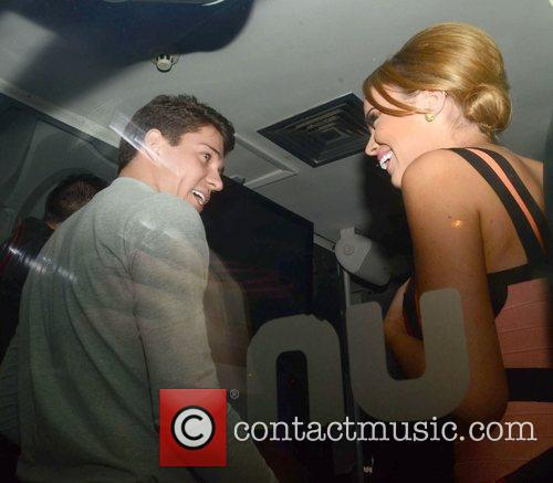 Joey Essex and Maria Fowler The cast of...