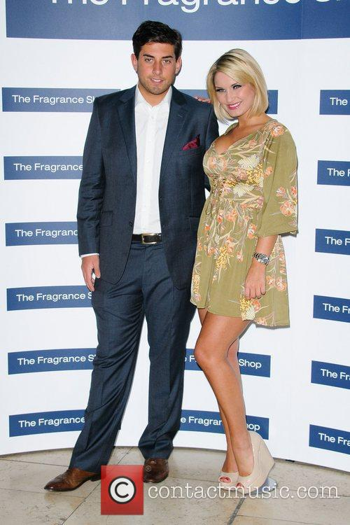 James Argent and Sam Faiers, aka Samanth Faiers...