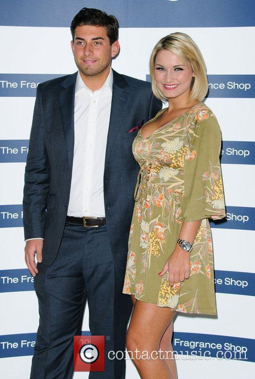 Sam Faiers and Bluewater 5
