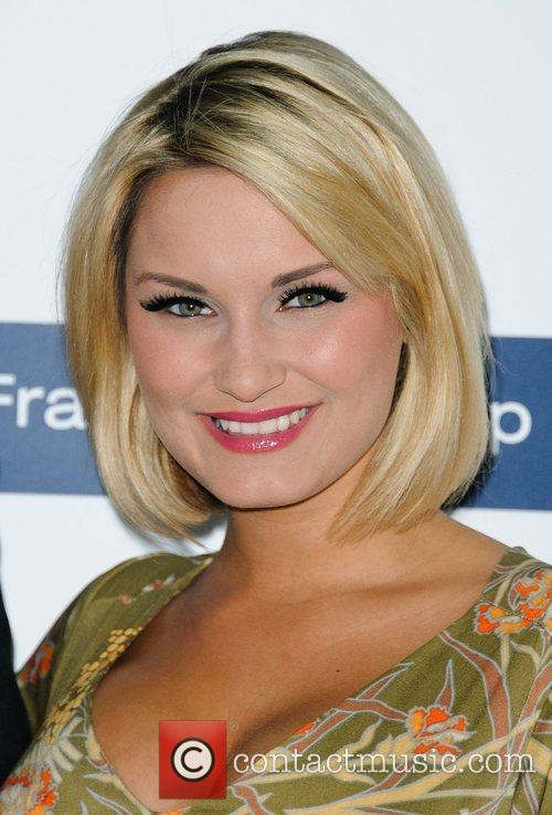 Sam Faiers, aka Samanth Faiers attend a photocall...