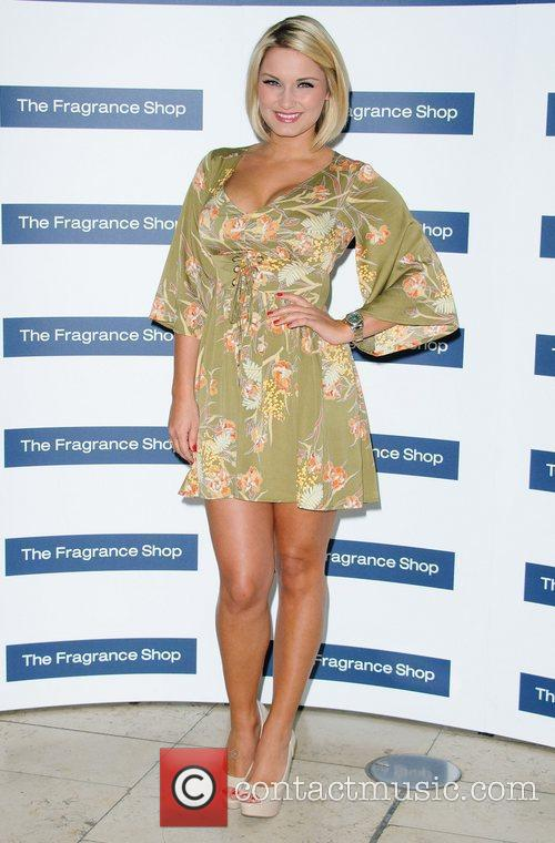 Sam Faiers and Bluewater 9
