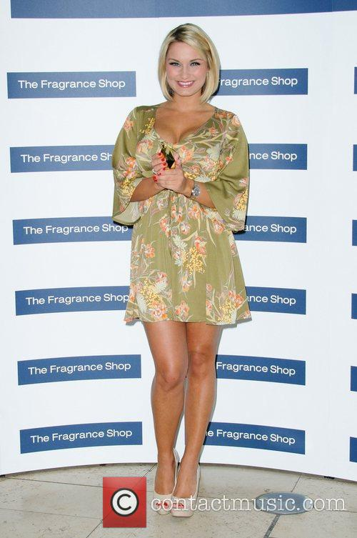 Sam Faiers and Bluewater 11