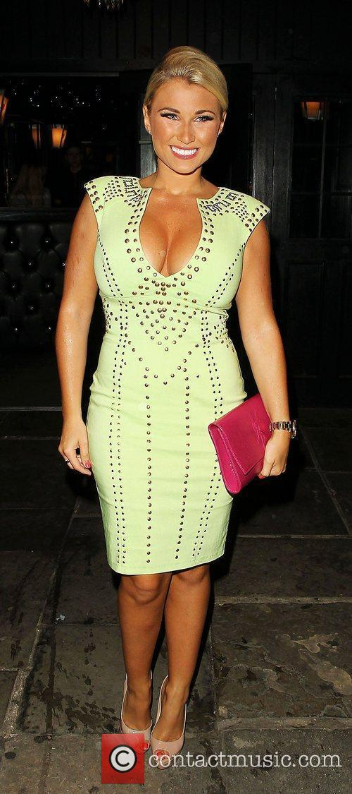 Billie Faiers,  The Only Way Is Essex...