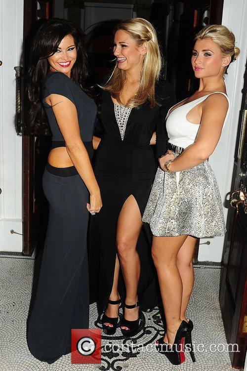 Jessica Wright and Sam Faiers 3