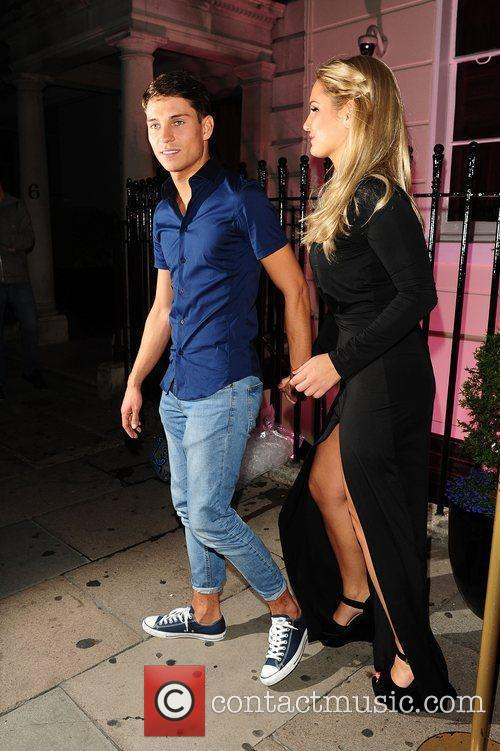 Joey Essex and Sam Faiers 2