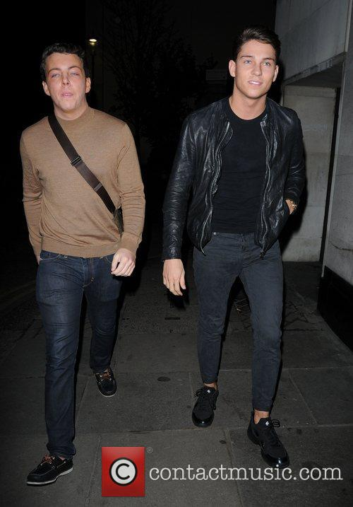 The Only Way Is Essex wrap party held...