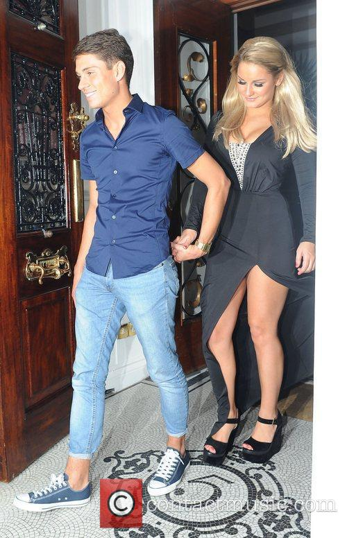 Joey Essex and Sam Faiers 3