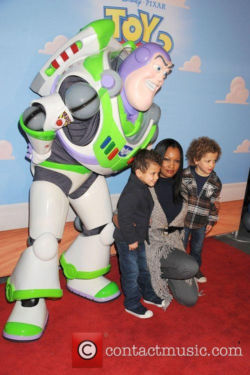 Garcelle Beauvais, family  Disney On Ice presents...