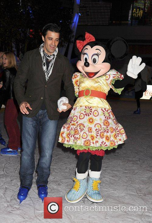 Gilles Marini  Disney On Ice presents Disney...