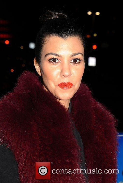 Kourtney Kardashian  Disney On Ice presents Disney...