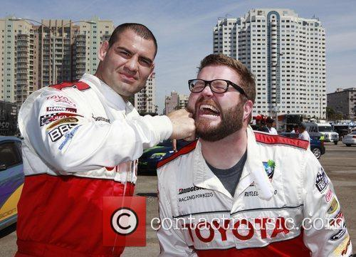 Cain Velasquez and Rutledge Wood  The 36th...