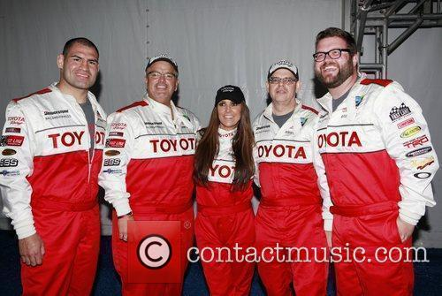 The 36th Annual Toyota Pro/Celebrity Race - Press...