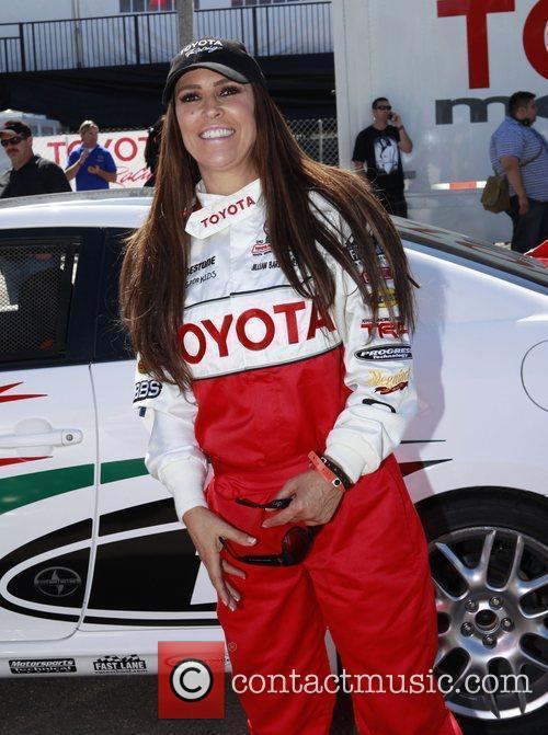 Jillian Barberie Reynolds The 36th Annual Toyota Pro/Celebrity...