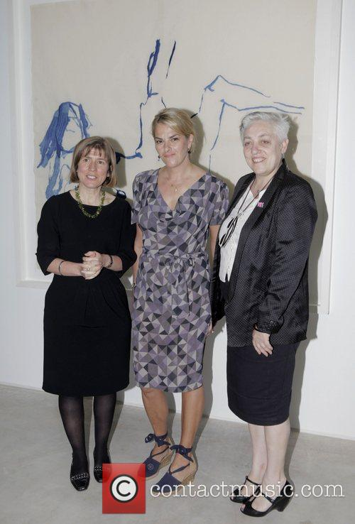 Tracey Emin attends the Press View for her...