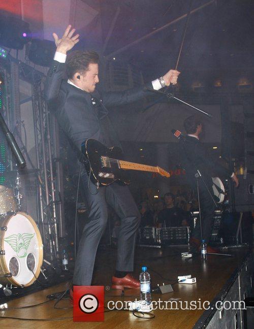 Danny Jones and Mcfly 4