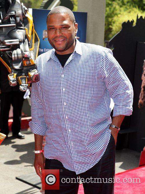 Anthony Anderson World Premiere Of Universal Studios Hollywood's...