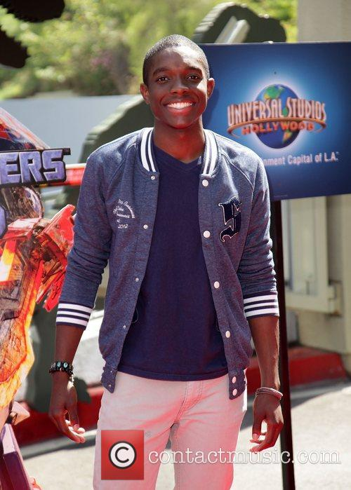 Carlos Knight World Premiere Of Universal Studios Hollywood's...