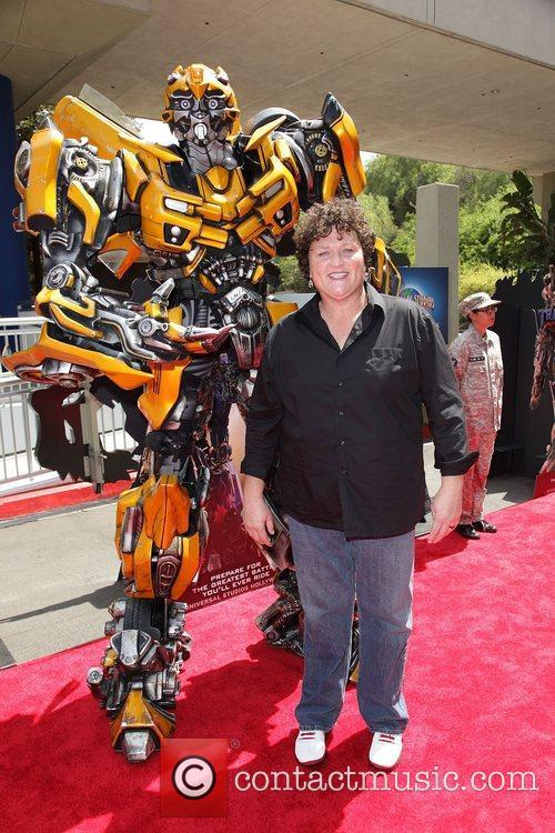 Dot Jones World Premiere Of Universal Studios Hollywood's...