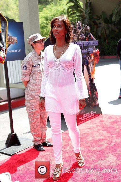 Holly Robinson Peete World Premiere Of Universal Studios...