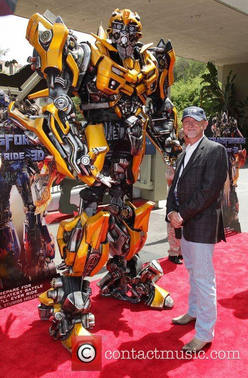 Ian Bryce World Premiere Of Universal Studios Hollywood's...