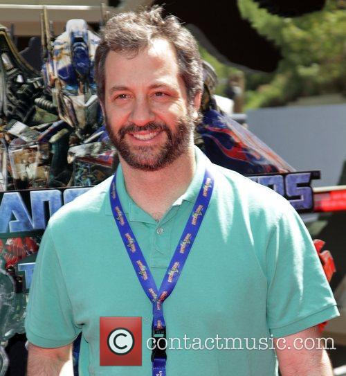 Judd Apatow World Premiere Of Universal Studios Hollywood's...