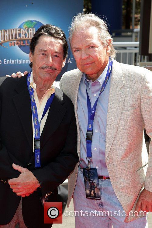Peter Cullen and Frank Welker