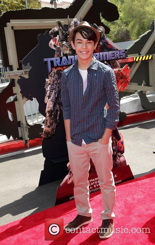 Ryan Potter World Premiere Of Universal Studios Hollywood's...
