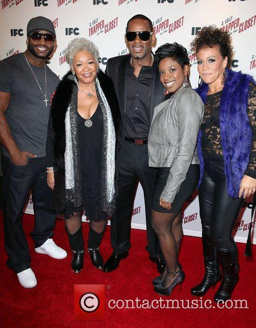 Eric Lane, Tittle, R. Kelly, Cat Wilson and Erika Ringor 4