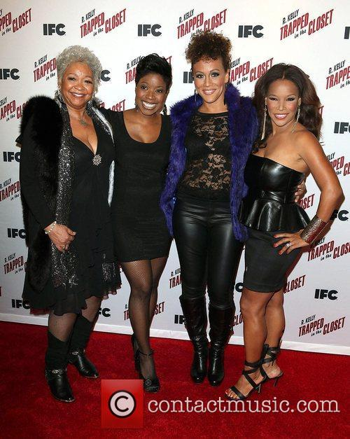 Tittle, Cat Wilson, Erika Ringor and N. Tomlinson 4