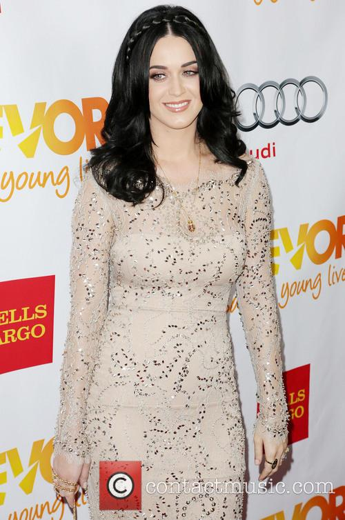 Katy Perry, Trevor Project