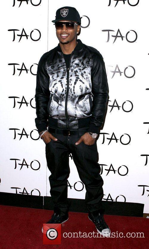 Trey Songz and Tao Nightclub 3