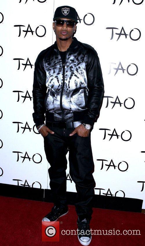 Trey Songz and Tao Nightclub 7