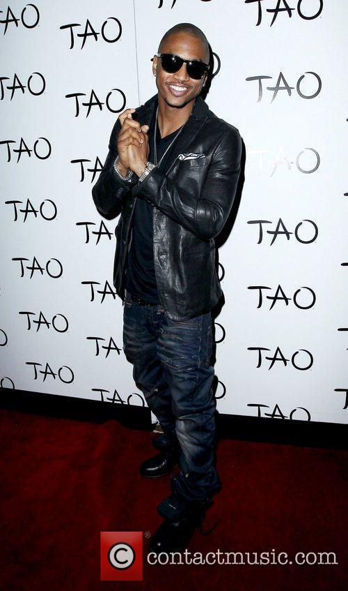 Trey Songz Special appearance by Trey Songz at...