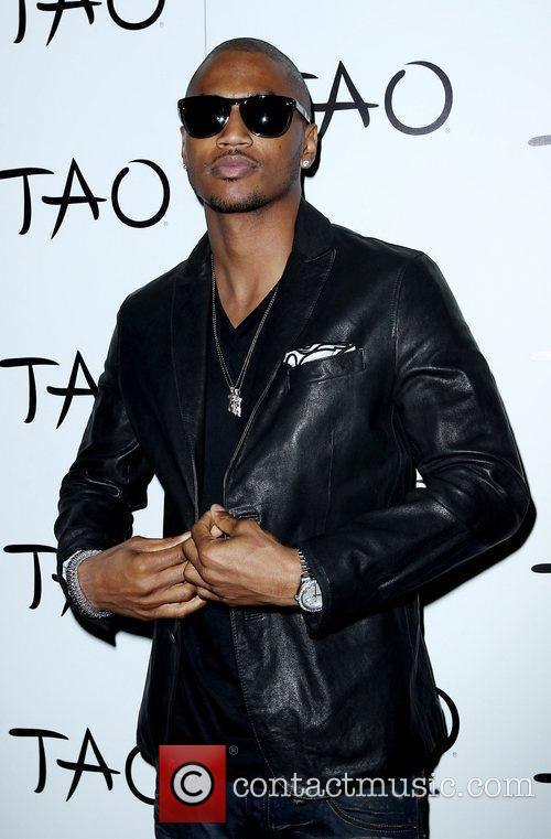Special appearance by Trey Songz at TAO Nightclub...