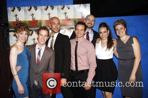 Lindsay Nicole Chambers, Alex Wyse, Wade McCollum, Brandon...