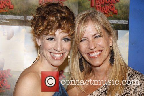 Lindsay Nicole Chambers and Gayle Seay Opening night...