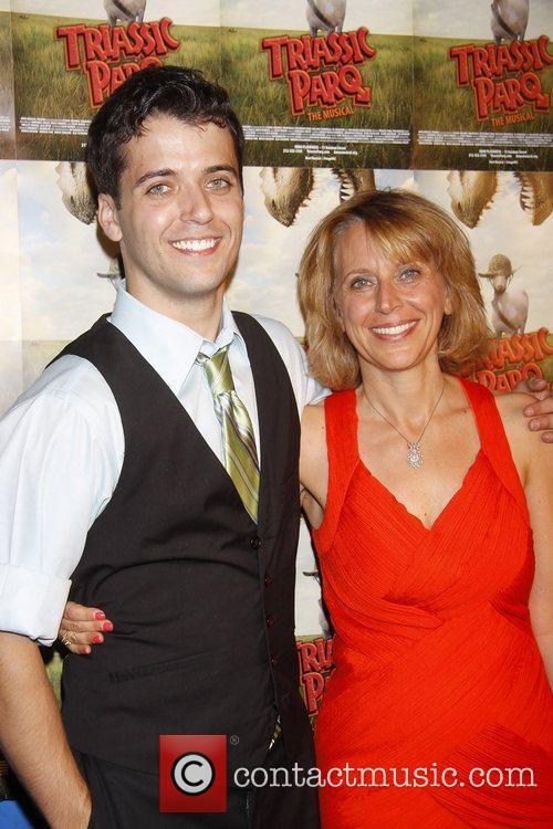 marshall pailet and janet pailet opening night 5870793