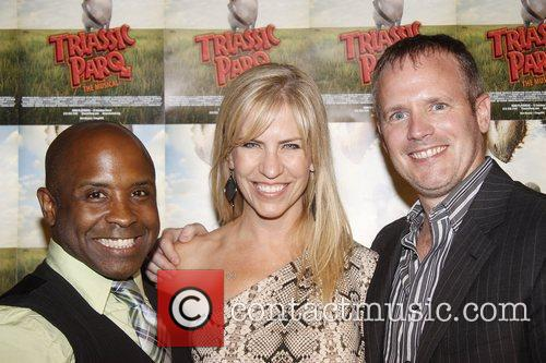 Randy Donaldson, Gayle Seay and Scott Seay...