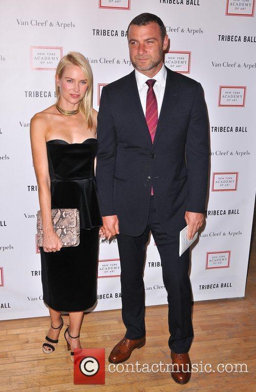 Naomi Watts and Liev Schrieber 2