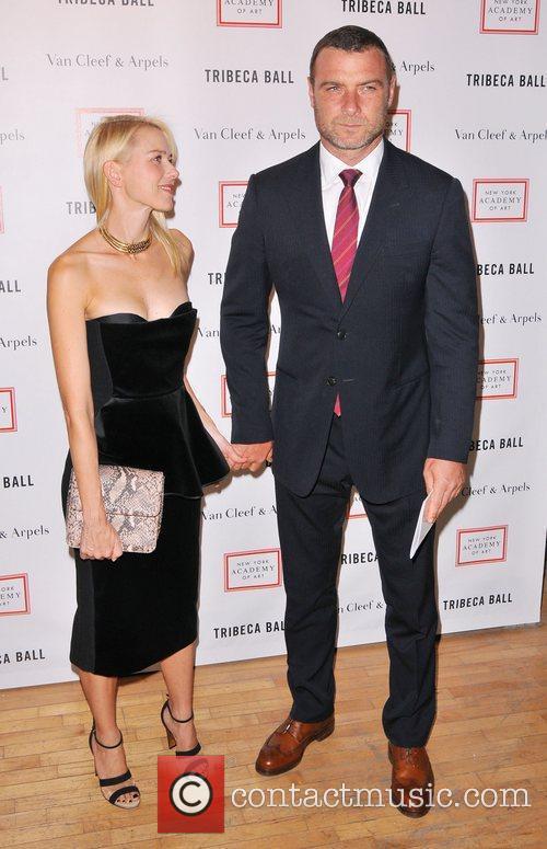 Naomi Watts and Liev Schrieber 3